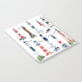 Swedish lighthouses Notebook