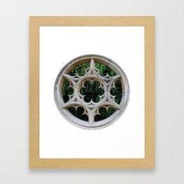 Spherical Framed Art Print