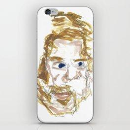 Davey iPhone Skin