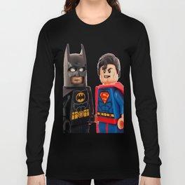 heros Long Sleeve T-shirt