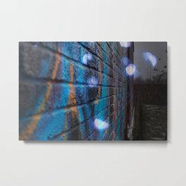 New Look on Things Metal Print