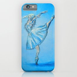 Winter by Mary Bottom iPhone Case