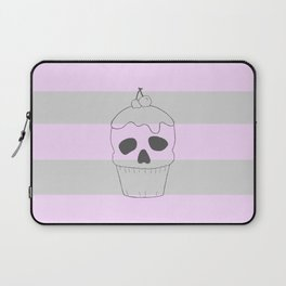 Skullcake big Laptop Sleeve