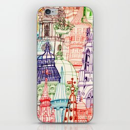 London Towers iPhone Skin