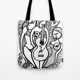 The Three Charities - PopCore 08 Tote Bag