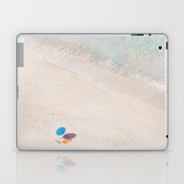 The Aqua Umbrella Laptop & iPad Skin