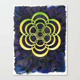 Portalattice Canvas Print