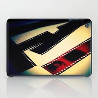 film iPad Cases featuring Film by wendygray