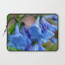 Pop of Blue Laptop Sleeve