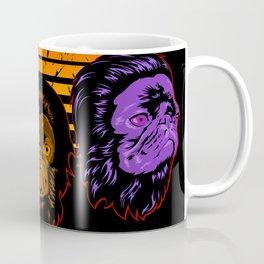 Planet of the Pugs Coffee Mug