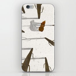 Creatures of Prey iPhone Skin