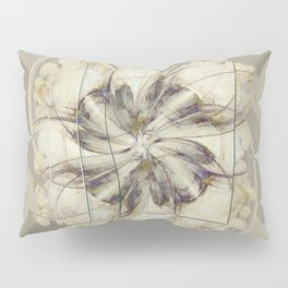 Groundlessness Balance Flowers  ID:16165-144053-72851 Pillow Sham