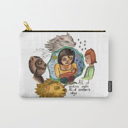 Tam Lin's Tale Carry-All Pouch