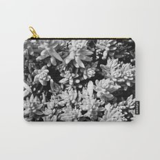 Succulent circle Carry-All Pouch