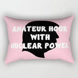AM-A-T-EUUU-R! Rectangular Pillow