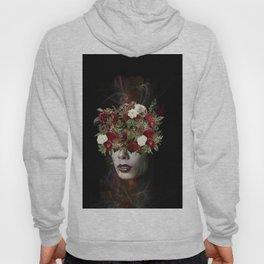 Flower lady Hoody
