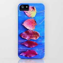 It's a Colorful World iPhone Case