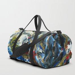 Honey Duffle Bag
