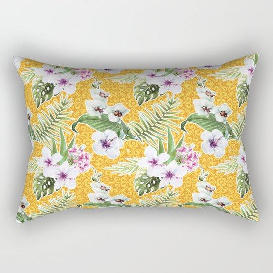 Tropical Summer #15 Rectangular Pillow