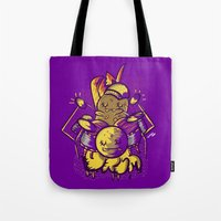 drum Tote Bags featuring Drum by andreaga