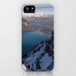 Kananaskis Improvement District Alberta Canada Ultra HD iPhone Case
