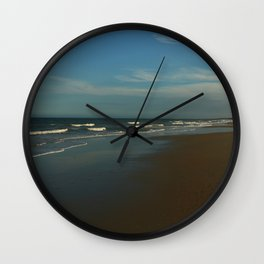 Litchfield By The Sea At Dawn Wall Clock