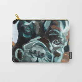 Smokey the Boxer Dog Carry-All Pouch