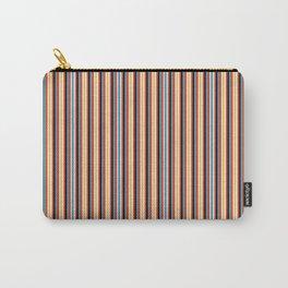 Wind Flower Stripe 2 Carry-All Pouch