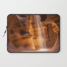 ANTELOPE CANYON Gorgeous Lightbeam Laptop Sleeve