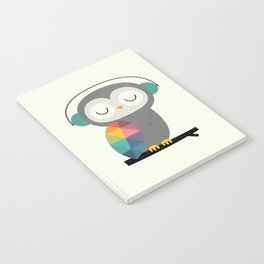 Owl Time Notebook
