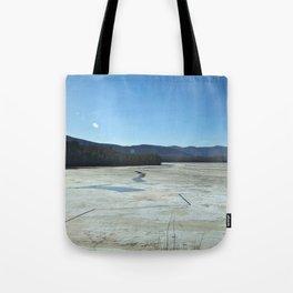 Water Supply Tote Bag