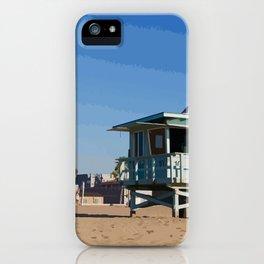 Hermosa iPhone Case
