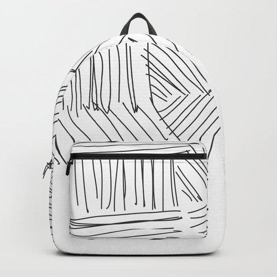 Lines #Minimal Backpack