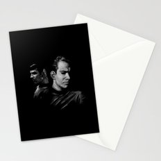 Kirk & Spock Stationery Cards