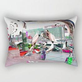 The Seoul of Pyongyang Rectangular Pillow