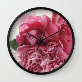 pink bloom #society6 #decor #buyart Wall Clock
