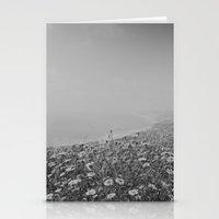 san diego Stationery Cards featuring San Diego by Jessica Milligan
