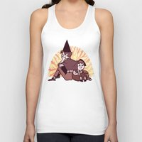 over the garden wall Tank Tops featuring Over the Garden Wall by SIINS