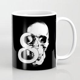 Skull No.8 Coffee Mug