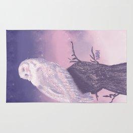 Magic Owl Rug