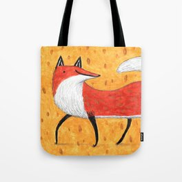 Sassy Little Fox Tote Bag
