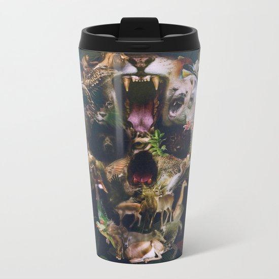 Kingdom Metal Travel Mug