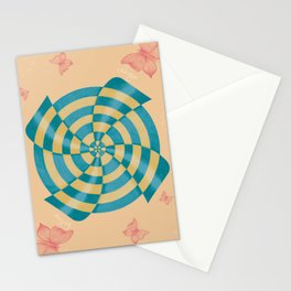 Believe, Change can be Beautiful Stationery Cards