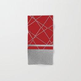 Silverado: Red Hand & Bath Towel