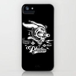 Phidias Gold Roth iPhone Case