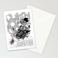 So we meet again! Stationery Cards