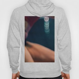 Pole Dancer Abstract Hoody