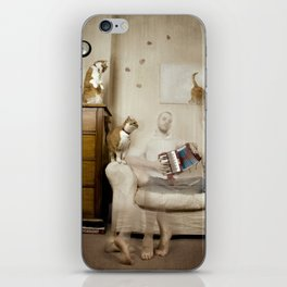 The Pied Piper iPhone Skin