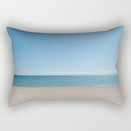 sparkles on the lake Rectangular Pillow