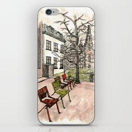 In Brussels iPhone Skin
